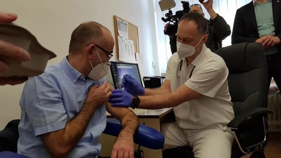 Вакцинація у Чехії