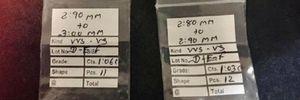 Маскировали под бижутерию: в Винницу из Индии по почте отправили 23 бриллианта – фото