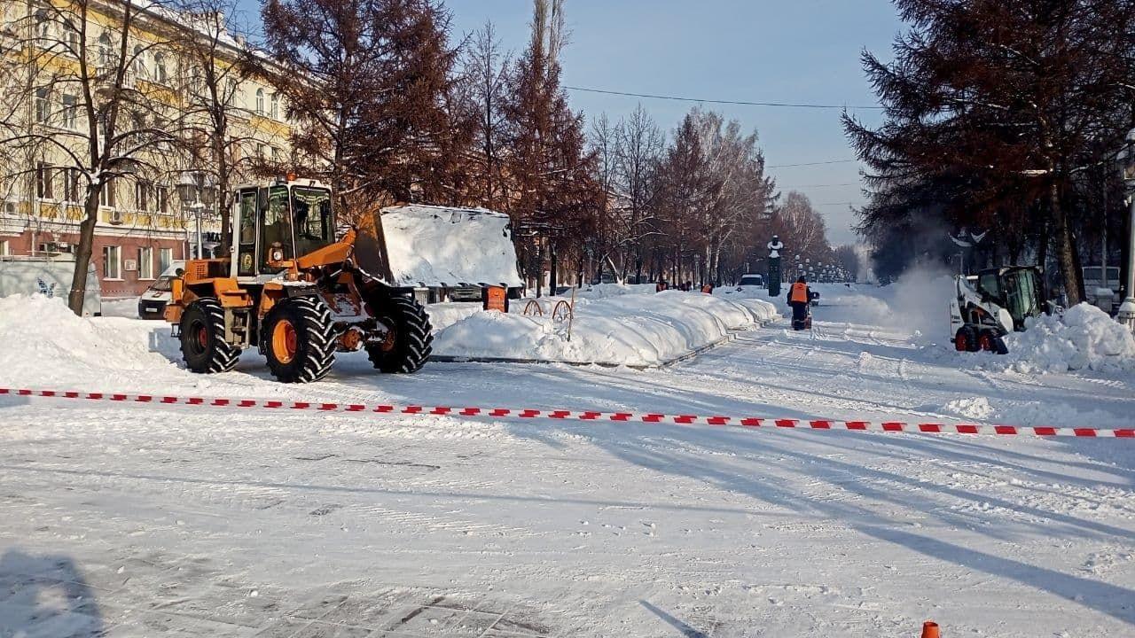 Протести у Кемерово 31.01.2021