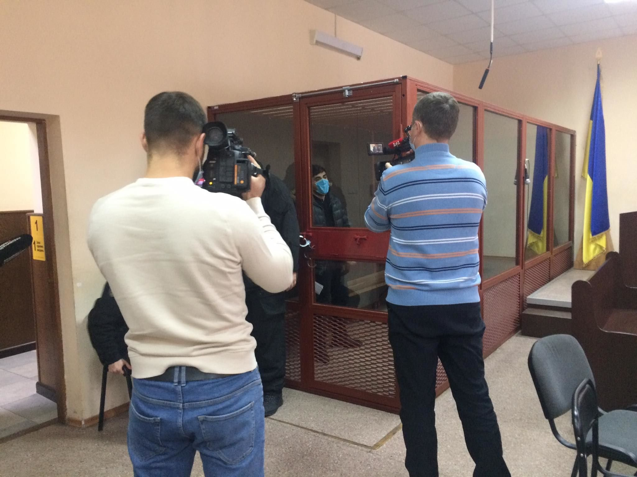 Суд над водієм, який побив пішохода у Києві