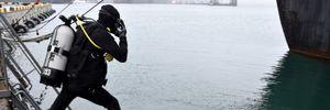 У Чорному морі спецпризначенці ВМС тренувалися шукати вибухівку