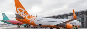 Літак авіакомпанії SkyUp знову застряг дорогою з Занзібару: пасажири мають ночувати в аеропорту