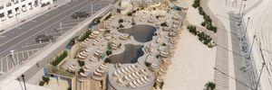 Лакшері піску та дерева: новітній пляжний клуб в Нью-Джерсі