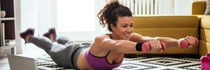 Чим зайнятися на вихідних: круте тренування від чемпіонки у домашніх умовах
