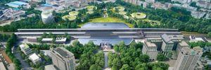 Станция будущего: в Китае построят чрезвычайный лесной вокзал