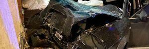 На Ровненщине пьяный водитель протаранил бетонное ограждение, погибли пассажиры