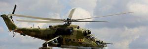 В Сирии разбился российский военный вертолет: в России отрицают