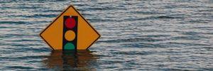 Весна несет паводок: спасатели предупреждают об опасности