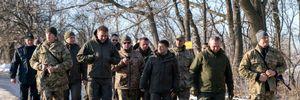 Зустрінеться з президентом Євроради: Зеленський вирушив на Донбас
