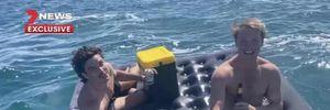 Попиваючи пиво на матраці: друзі загубилися в океані біля узбережжя Західної Австралії