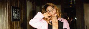 Злата Огнєвіч засвітила груди у жакеті на голе тіло: провокативне фото вразило мережу