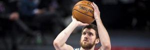 Результативность Михайлюка принесла юбилейную победу Детройту в НБА
