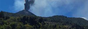 В Гватемале начал извергаться вулкан Пакая: впечатляющее видео