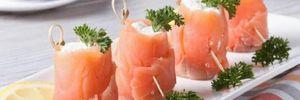 Як 8 березня смачно їсти і худнути: ТОП-3 закусок до святкового столу