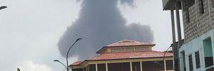 Серия мощных взрывов прогремела в Экваториальной Гвинее: почти 20 погибших, более 400 раненых