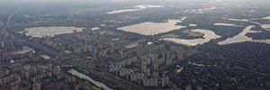 Экскурсия самолетом над Киевом: уникальная возможность от МАУ