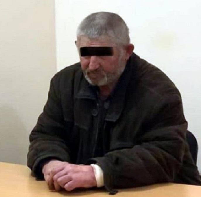 МВС показало фото підозрюваного у вбивстві 7-річної Марійки Борисової