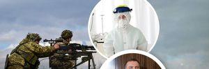"""Эскалация войны, """"склад"""" наличности судьи Вовка и Украины наедине с COVID-19: блоги недели"""