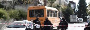 В Греции посреди улицы застрелили журналиста
