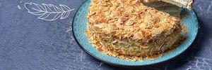 Торт без глютену на сковорідці від кондитерки Лізи Глінської