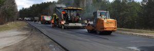 """""""Велике будівництво"""" у Чорнобильській зоні: до роковин трагедії оновлюють дороги"""