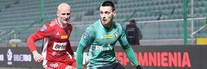 Русин заявив, що не хоче грати за дубль, – у Легії шоковані бойкотом форварда Динамо