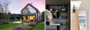 Сімейна ідилія: неймовірний будинок, який просякнутий радістю та щастям