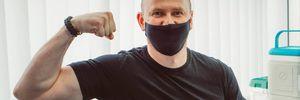 В Украине стартовала вакцинация против COVID-19 сотрудников МВД