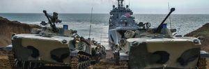 Росія завершує формувати ударно-десантне угруповання в окупованому Криму