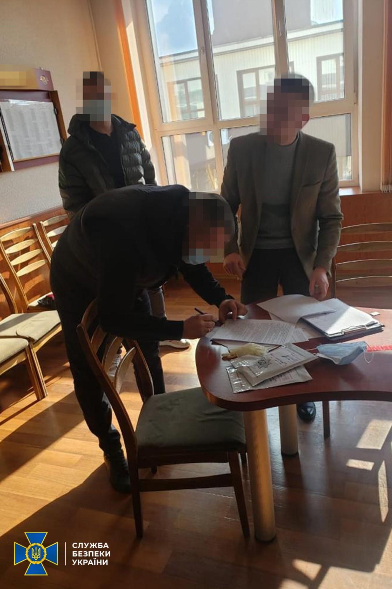 Працівники СБУ затримали організатора схеми