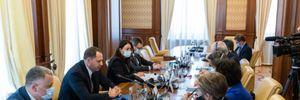 Ермак поговорил с послами G7 об обострении на Донбассе и обновлении КСУ