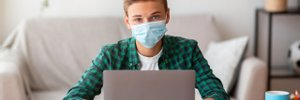 Завдяки онлайн-навчанню в Києві кількість хворих учнів та вчителів на COVID-19 зменшилася вдвічі