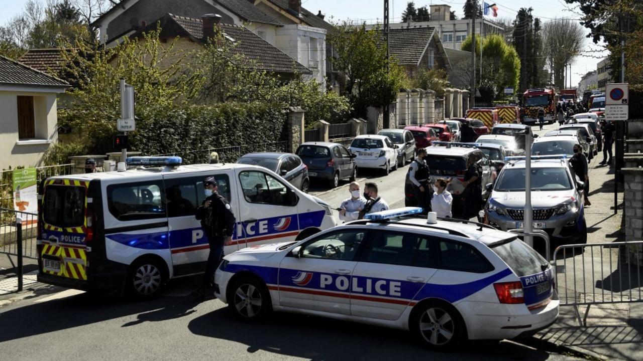 Теракт біля Парижа