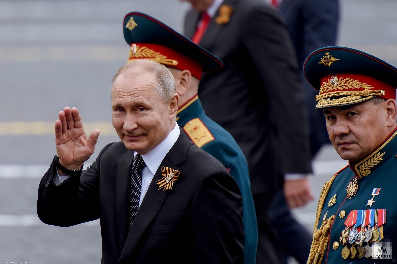 Путин превращается в Гитлера XXI века
