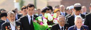В Туркменистане ветераны оплатят себе президентские подарки