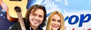 Віталій Борисюк освідчився Ользі Сумській в день срібного весілля