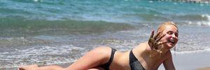 Лилия Ребрик показала фигуру в купальнике: откровенные фото из Турции