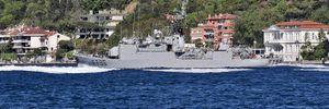 Услід за фрегатом США: у Чорне море зайшов французький корвет