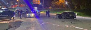 ЗМІ з'ясували, кому належить обстріляний в Івано-Франківську автомобіль