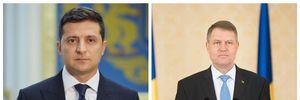 Зеленський обговорив з президентом Румунії мілітаризацію Криму Росією