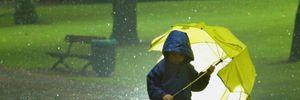 Прогноз погоди на 17 травня: Україну накриють грози