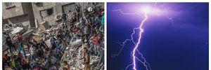 Главные новости 16 мая: обстрелы Палестины, предупреждения о непогоде в Украине