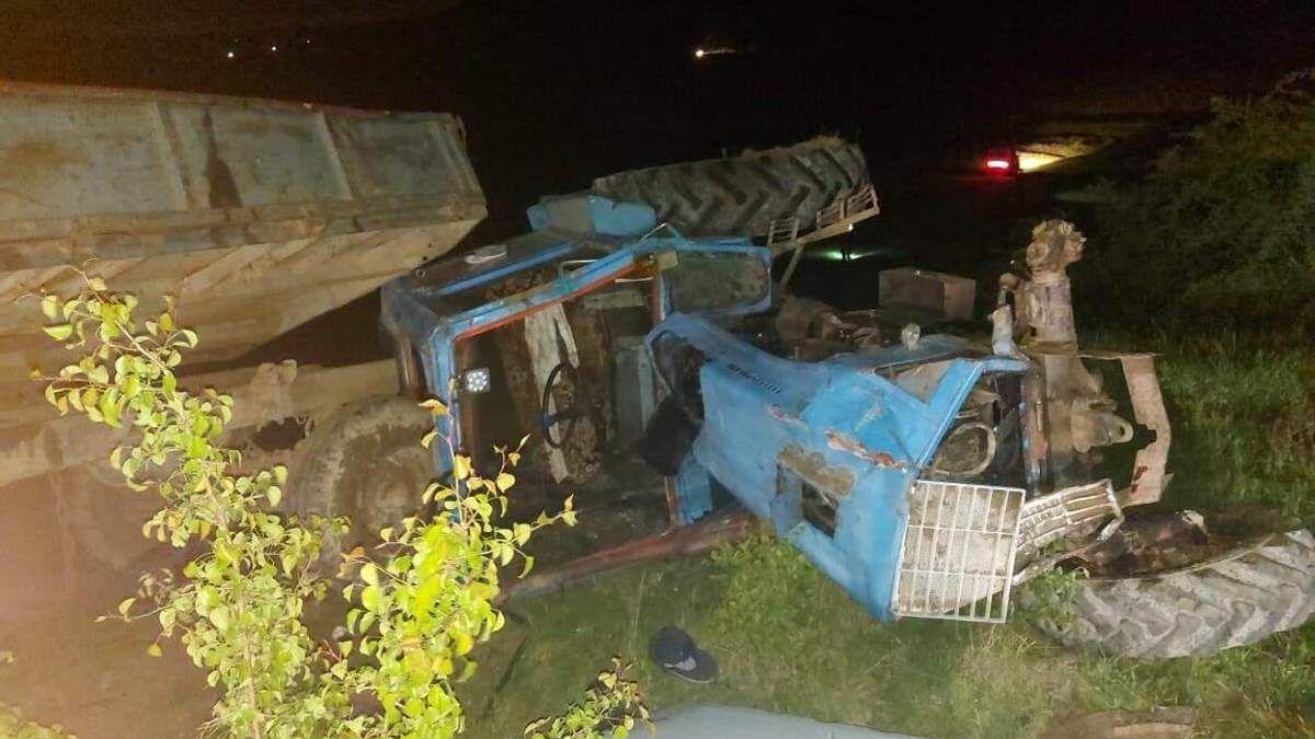 На Буковині загинула 6-річна пасажирка трактора