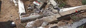 Проехались танками: оккупанты полностью разнесли кладбище на Луганщине – фото