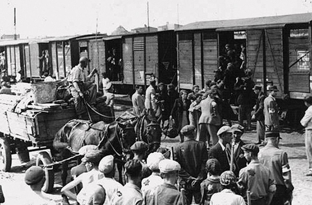 Депортация крымских татар в 1944 году: людей расстреливали