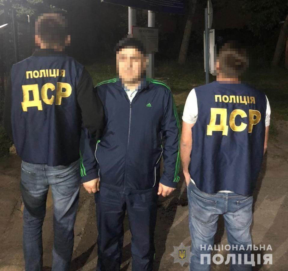 З України видворили кримінального авторитета Полтавщини