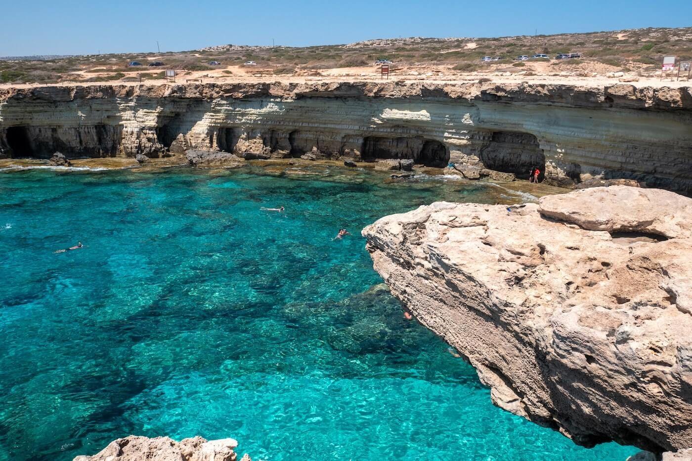 Кіпр відомий фантастичною природою