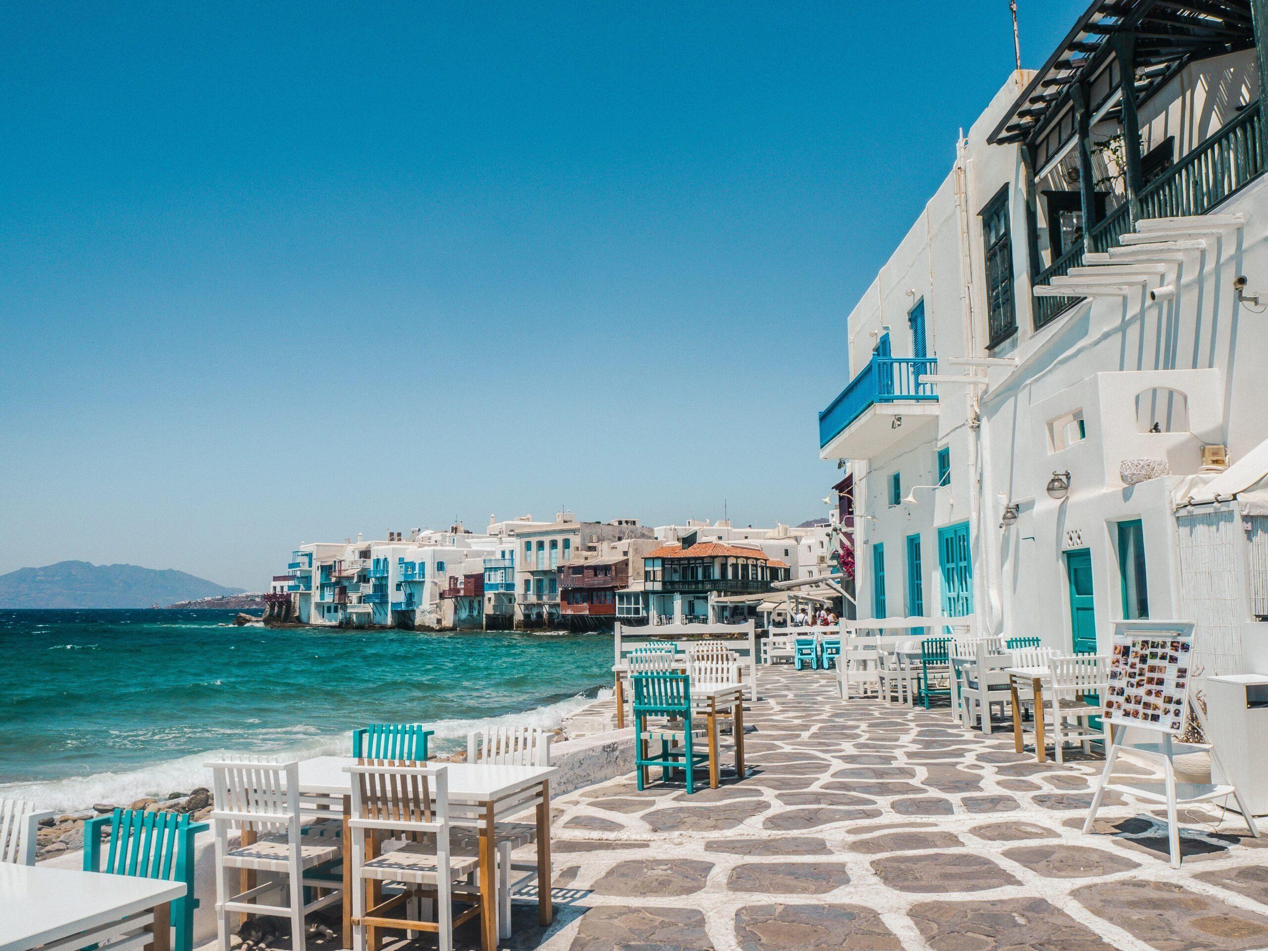 Греція вражає красою