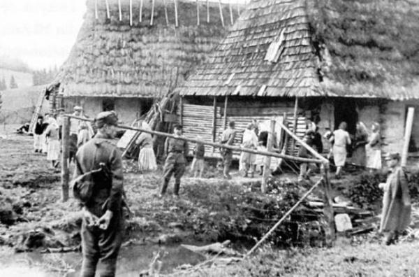 Депортація українців з Польщі