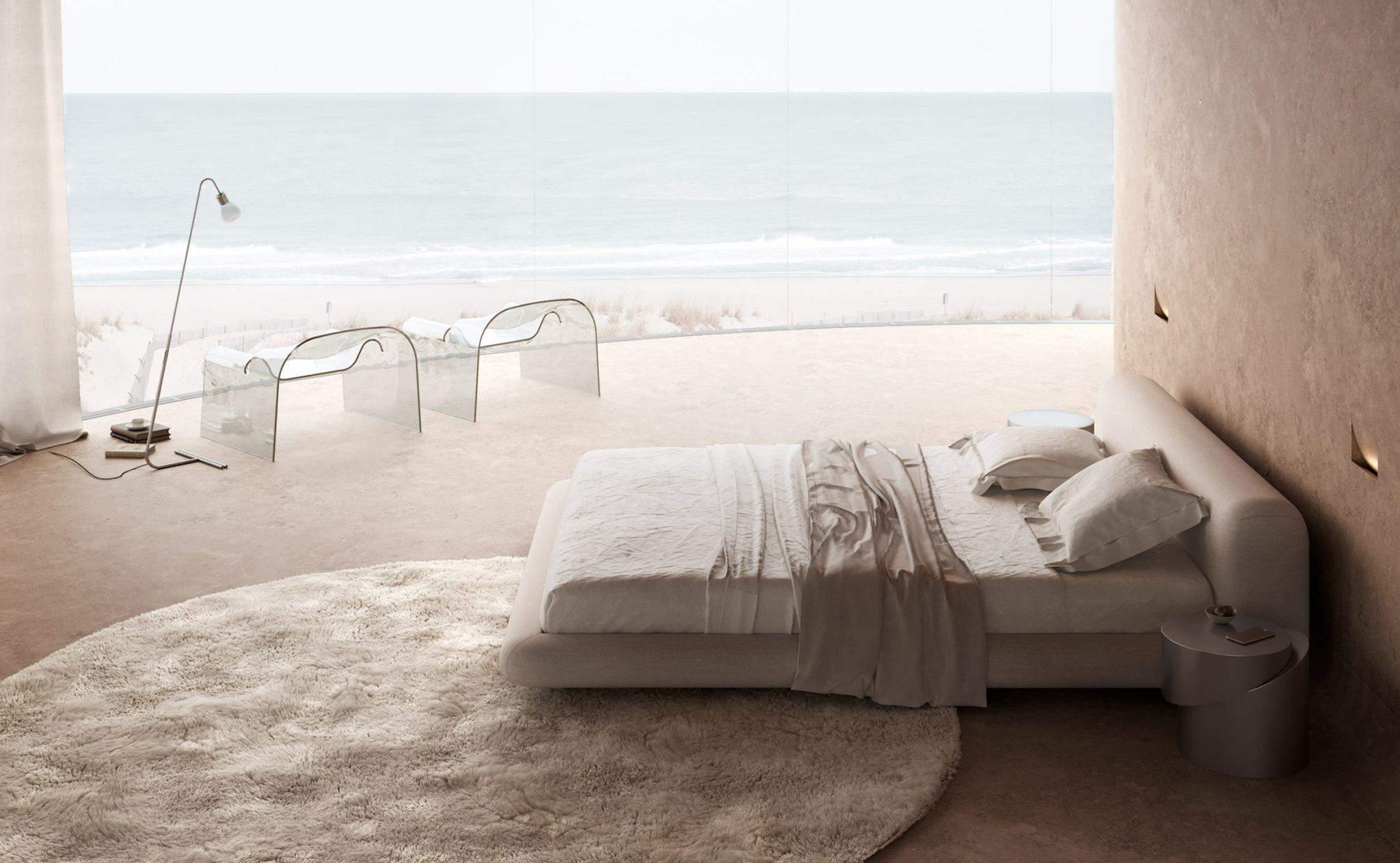 Для спальні підібрали максимально вдале розташування / Фото Deezen